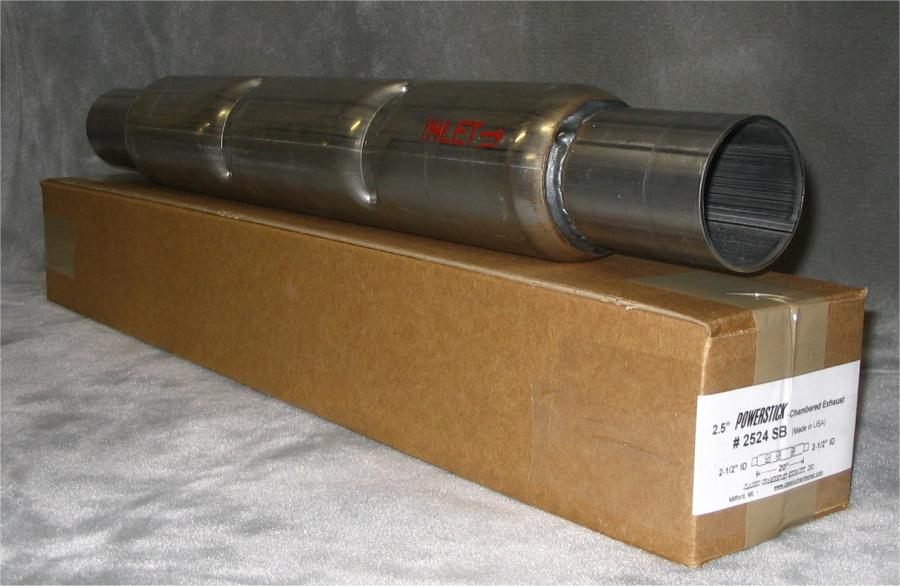 Performance Exhaust System >> Classic Chambered Exhaust Inc. - Home Page