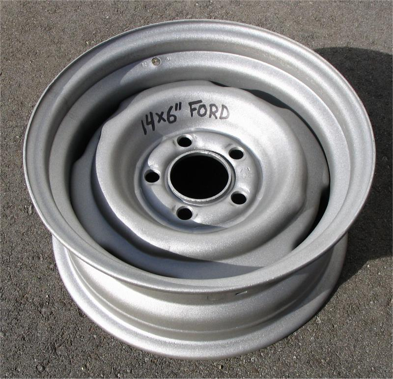 2007 Ford Fusion Rims >> Ford Steel Wheels - Bing images